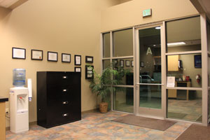 Portland Cremation Center Office