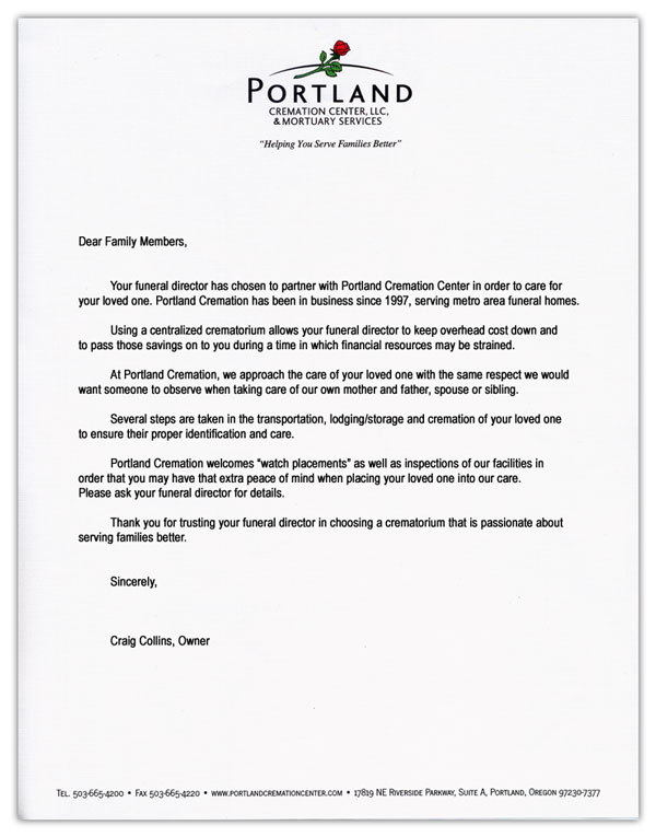 funeral home director cover letter funeral director cover letter