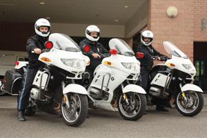 fresno motorcycle funeral escort