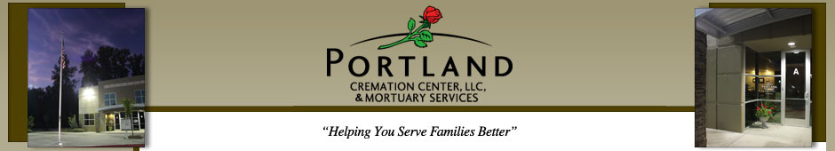 Portland Cremation Center & Mortuary Services